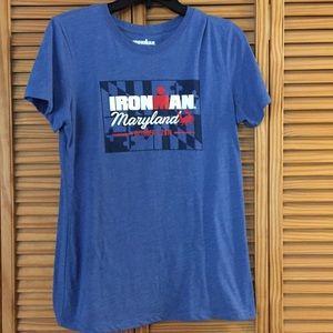 Women's Ironman Maryland Short Sleeve T shirt